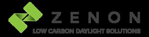 Zenon Logo Low Carbon